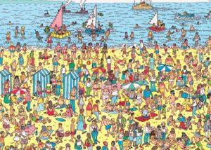 Where's Bernie?